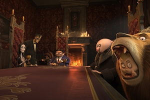 Still #6 forAddams Family in RealD 3D, The