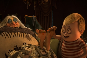 The Addams Family in RealD 3D Still 15