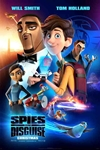 Spies in Disguise 3D Poster