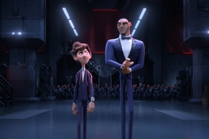 Still #3 forSpies in Disguise 3D