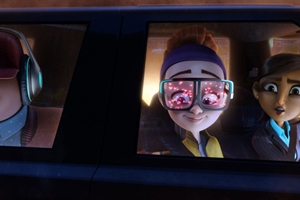 Still #5 forSpies in Disguise 3D