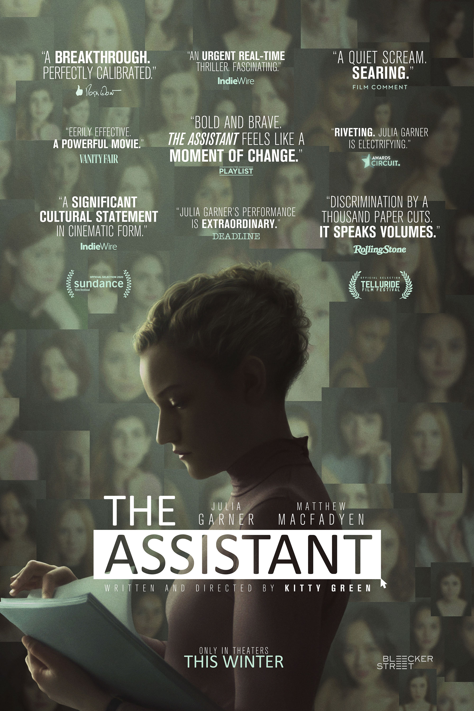 Poster for Assistant, The