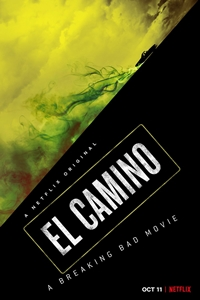 Poster for El Camino: A Breaking Bad Movie