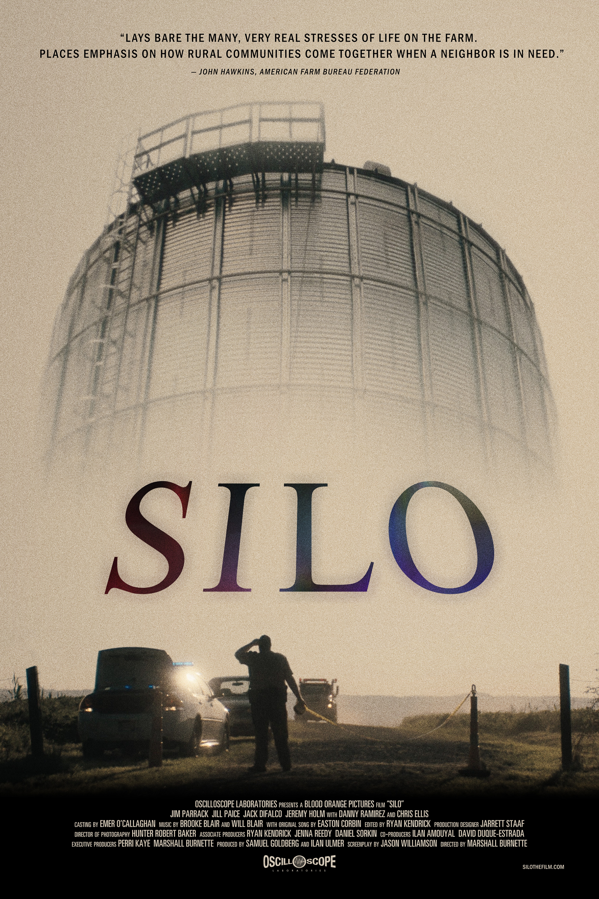 Poster of Silo