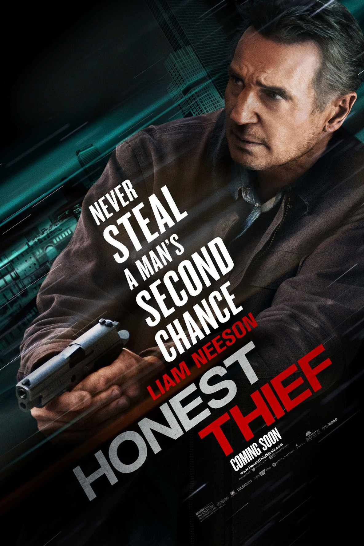 Still of Honest Thief