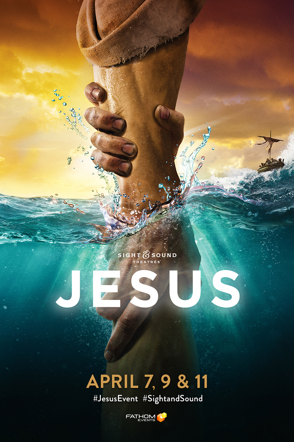Still of JESUS