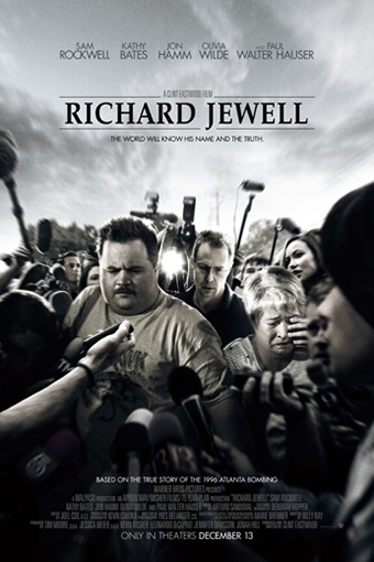 El caso de Richard Jewell Poster