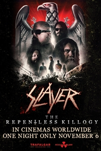 Poster of Slayer: The Repentless Killogy