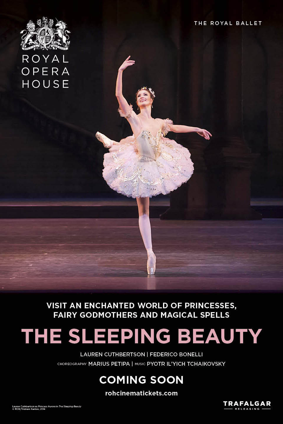 Royal Ballet: The Sleeping BeautyPoster