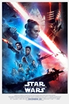 Star Wars: The Rise Of Skywalker 3D Poster