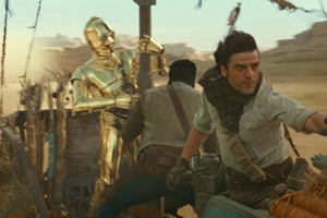 Still 11 for Star Wars: The Rise Of Skywalker 3D