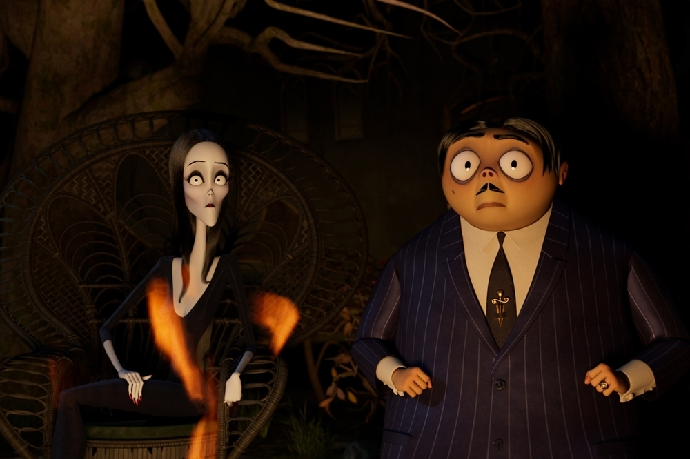 Still 1 for Addams Family 2, The