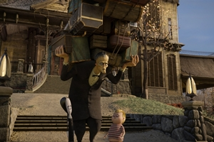 Still 5 for The Addams Family 2