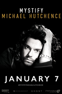 Poster of Mystify: Michael Hutchence