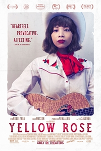 Poster of Yellow Rose