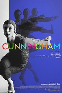 Cunningham 3D Poster