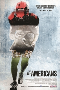 The All-Americans Poster