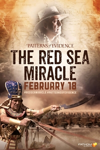 Patterns of Evidence: The Red Sea Miracle Poster