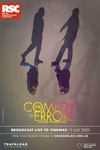 Royal Shakespeare Company -  The Comedy of Errors Poster
