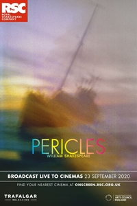 Poster of Royal Shakespeare Company -  Pericles...