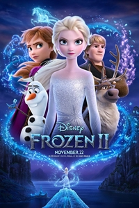 R/C Theatres Presents Frozen 2 Sensory Friendly Poster