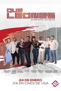 Que Leones (Los Leones) poster
