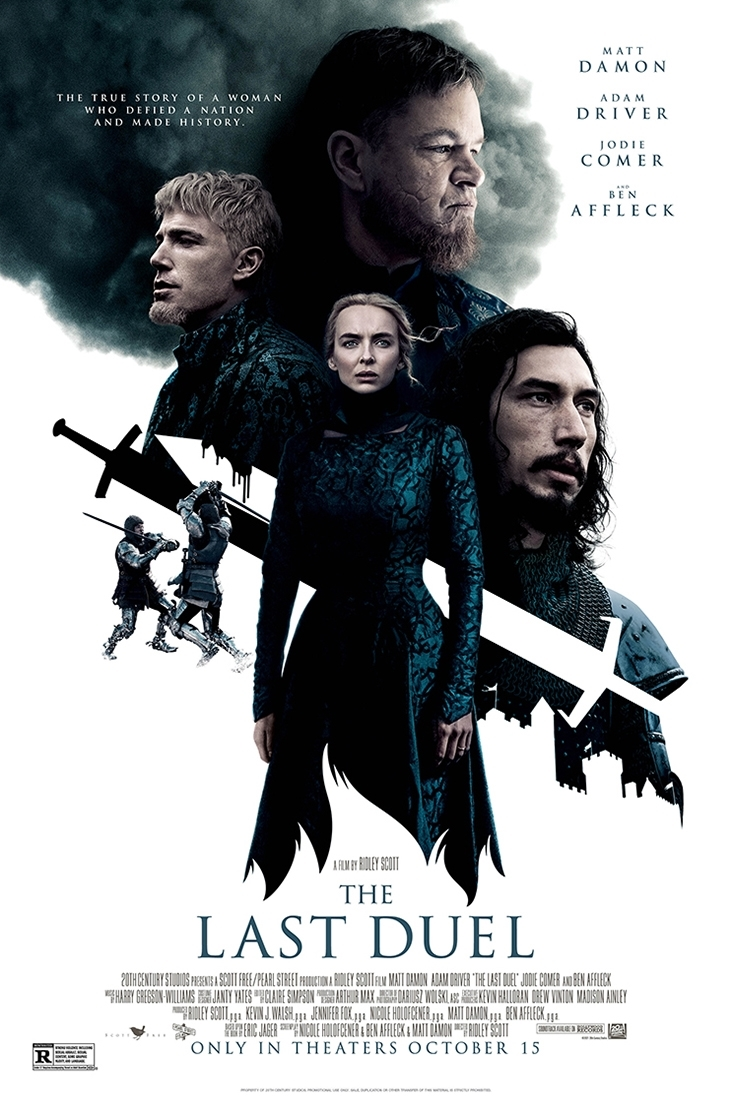 Poster of The Last Duel
