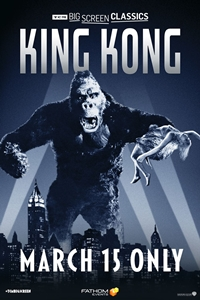 Still of King Kong (1933) presented by TCM