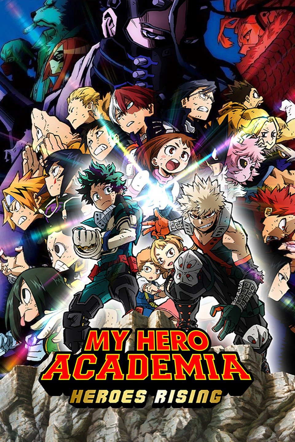 Still of My Hero Academia: Heroes Rising