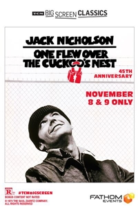 Poster of One Flew Over the Cuckoo's Nest (1975) 45th Annive