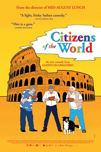 Poster for Citizens of the World (Lontano Lontano)