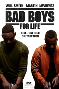 Bad Boys For Life: The IMAX 2D Experience Poster