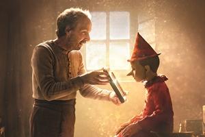 Still 2 for Pinocchio