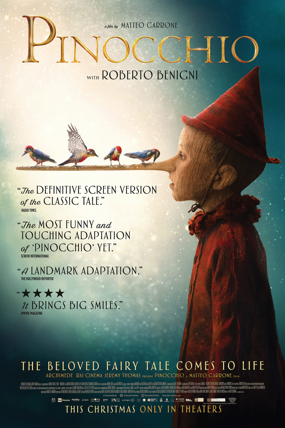 Still of Pinocchio