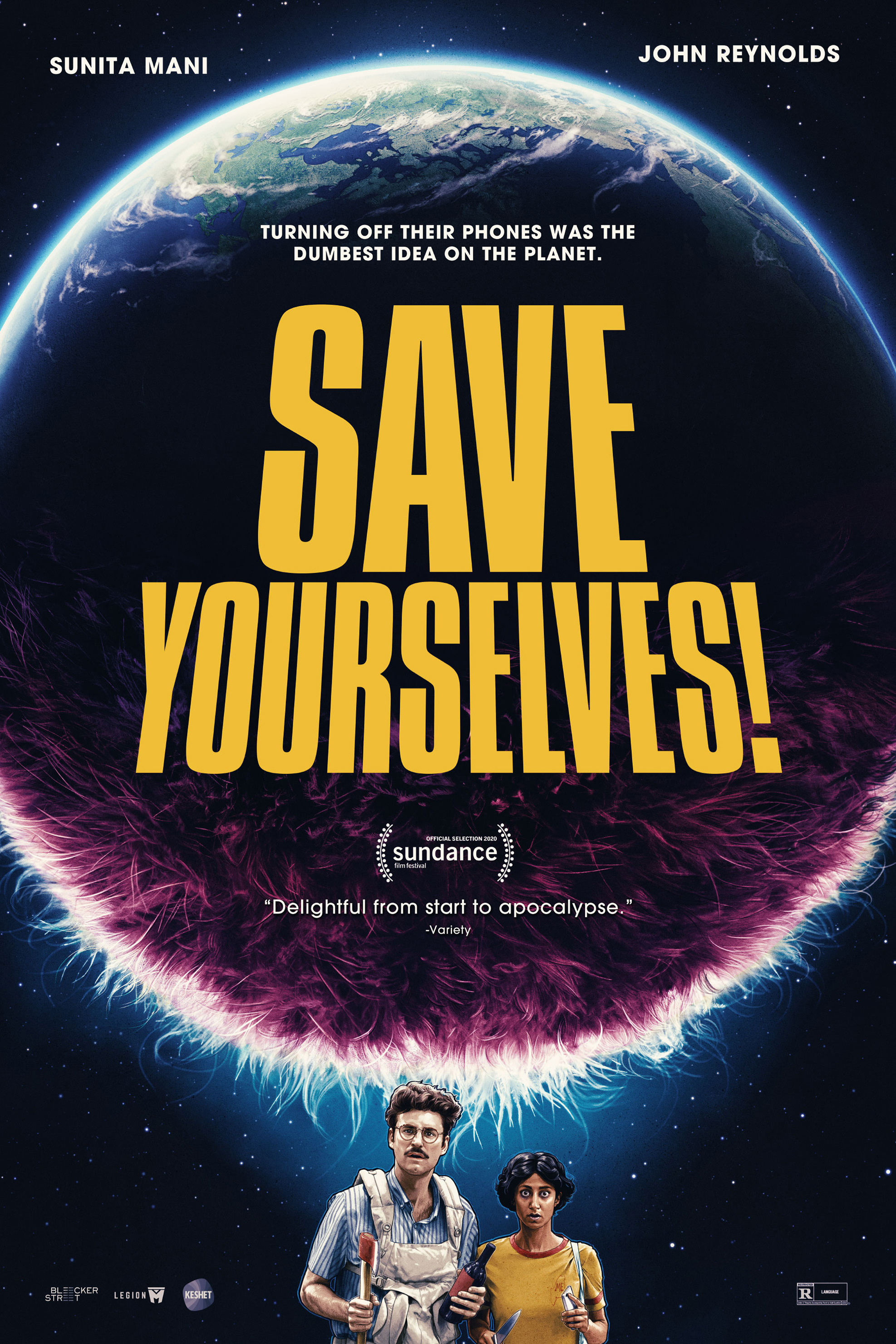 Still of Save Yourselves!