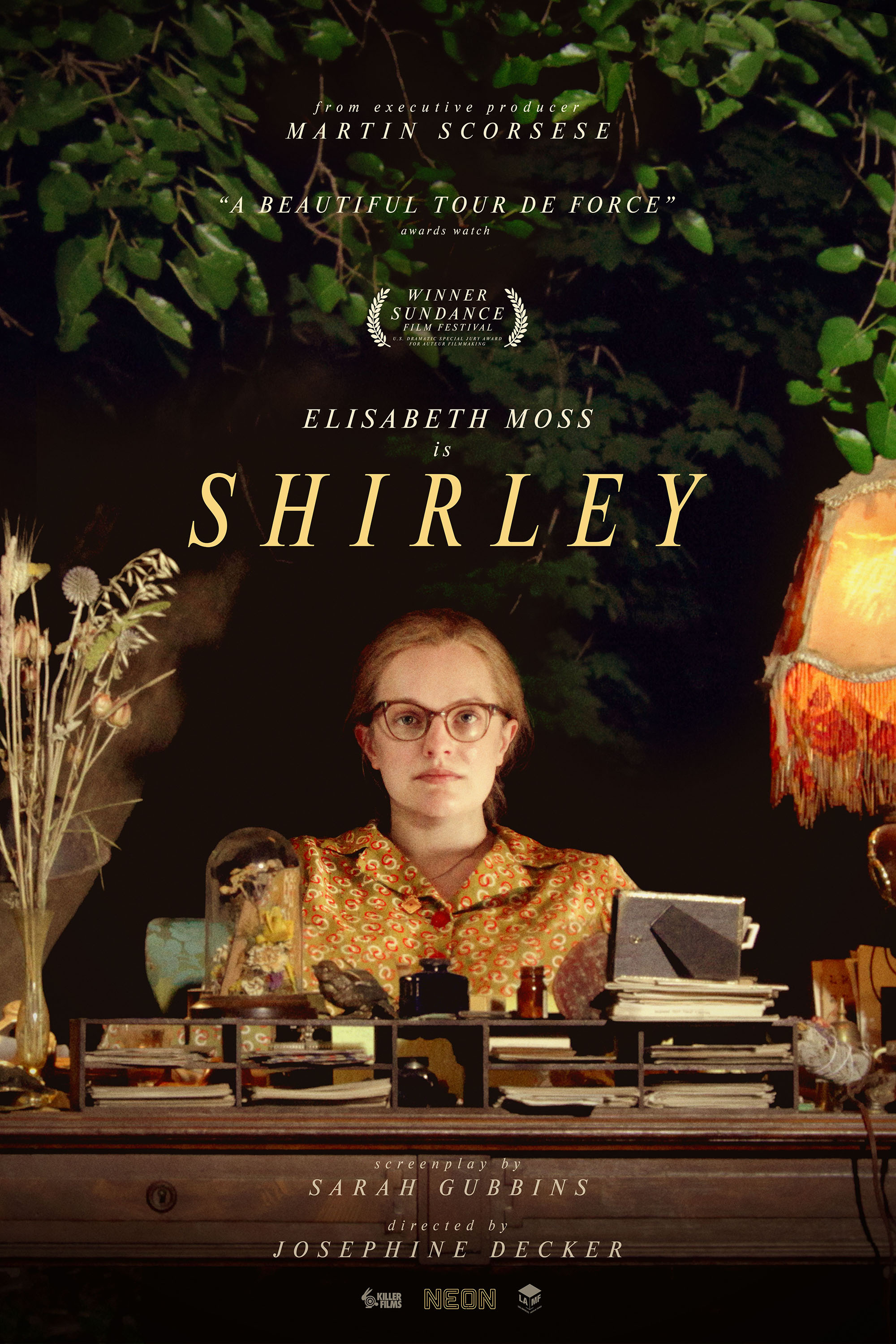 Poster of Shirley