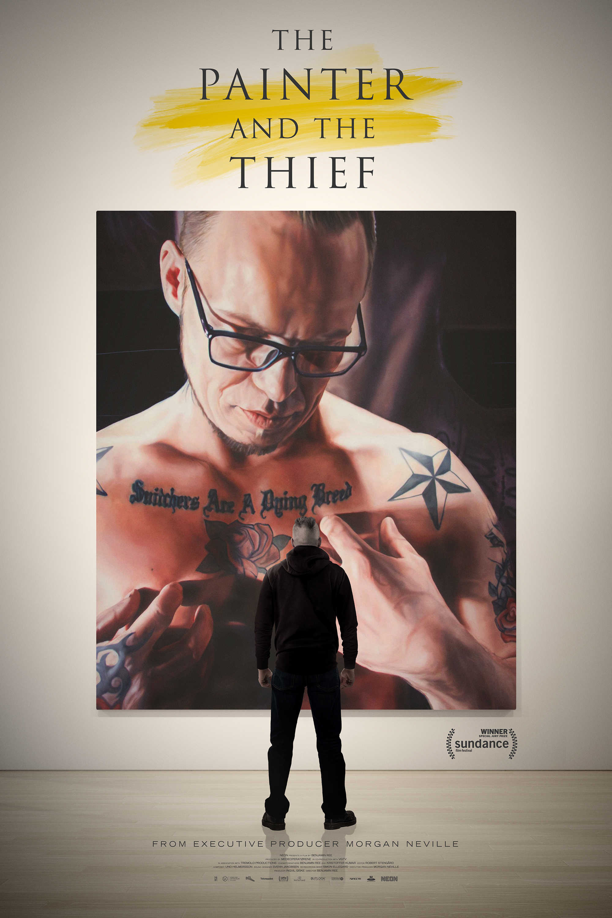 Poster of The Painter and the Thief