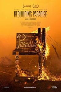 Poster for Rebuilding Paradise
