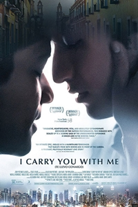 Poster for I Carry You with Me