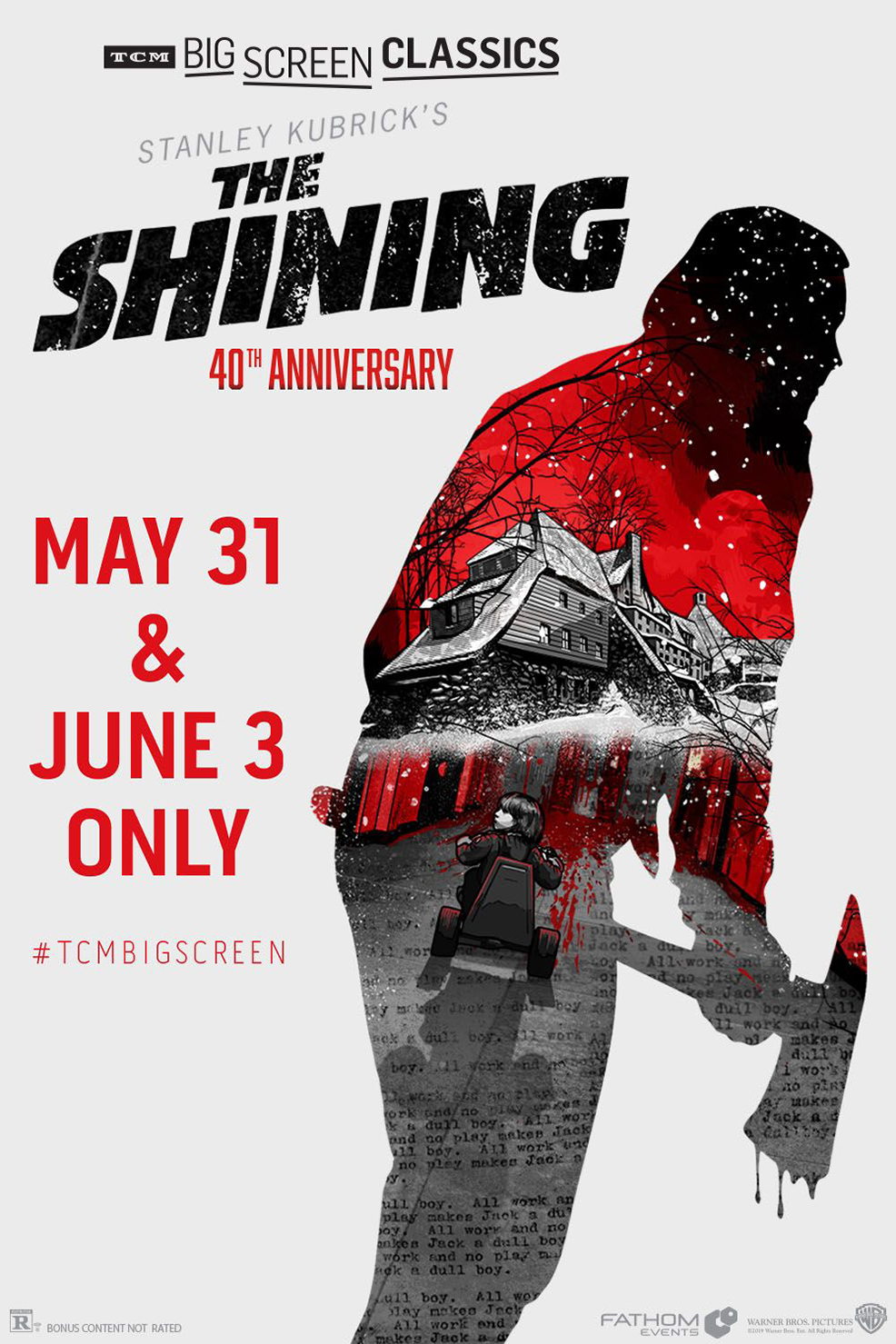 Still of Shining (1980) 40th Anniversary presented by TCM,