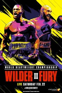 Wilder vs. Fury II Poster