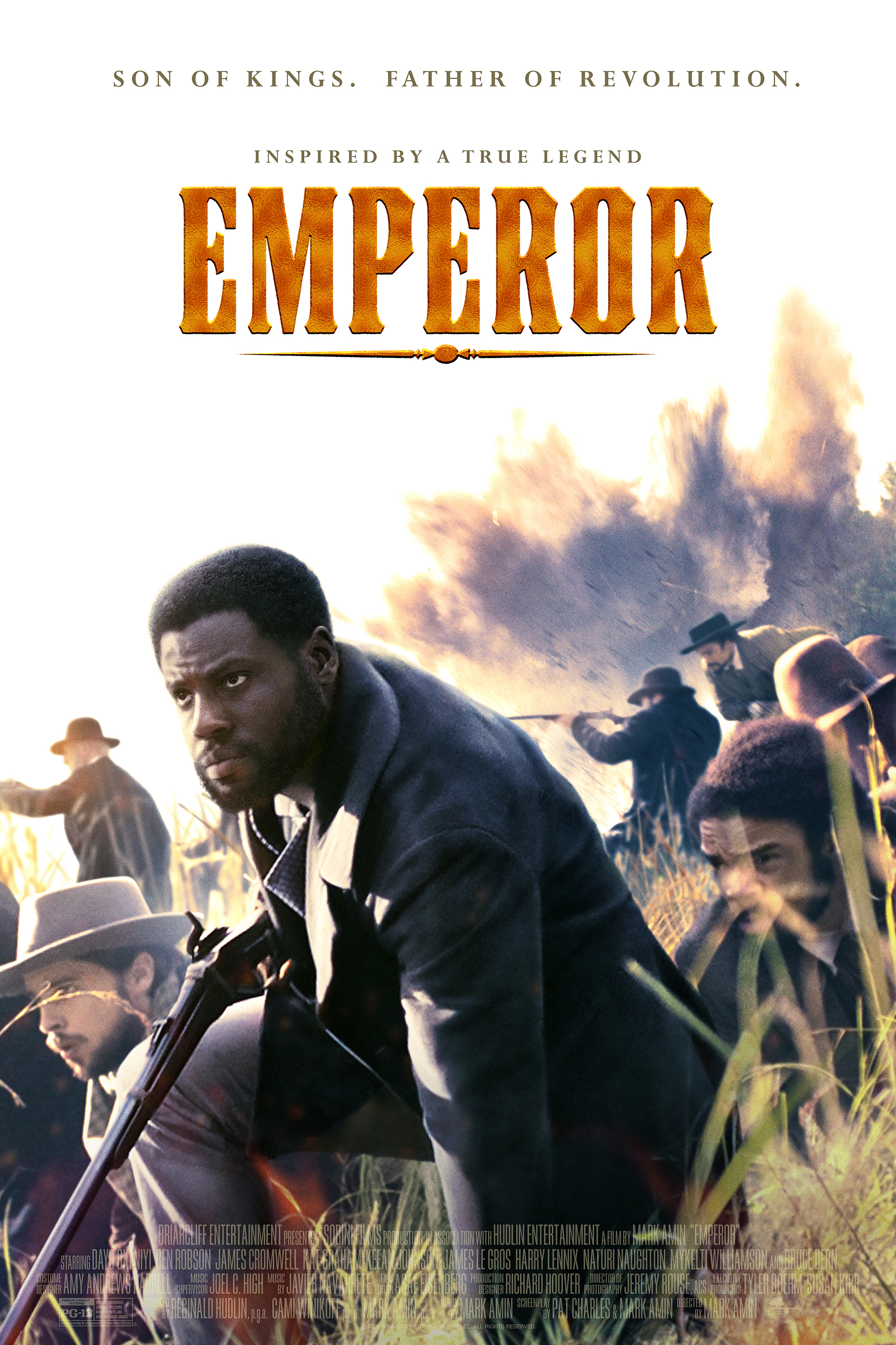Poster for Emperor