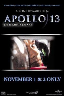 Still of Apollo 13 25th Anniversary