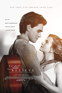 Poster for Early Access: I Still Believe - The IMAX 2D Experience