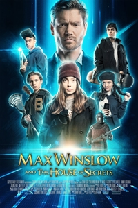 Poster for Max Winslow and the House of Secrets