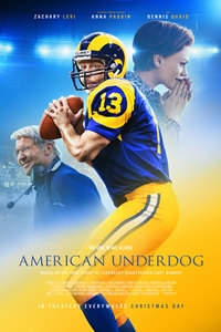 Poster of American Underdog