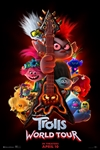 Trolls World Tour in RealD 3D Poster