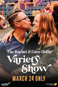 Poster of Audible Presents the Rachel and Dave Hollis Variety Show