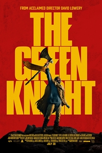 Caption Poster for The Green Knight