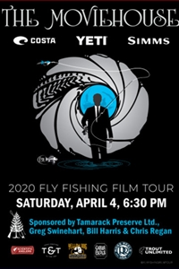 Poster of Fly Fishing Film Tour 2020